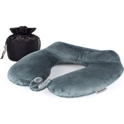 Soft Memory Foam Neck Pillow With Comfortable Sleep Neck Support