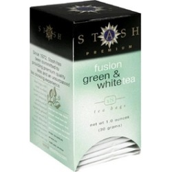 Stash Tea 29252 Green & White Fusion Tea