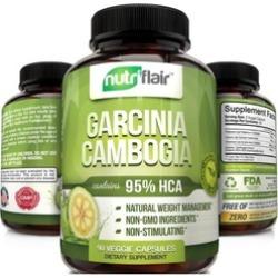 95% HCA Garcinia Cambogia Extract Weight Loss Diet Pills