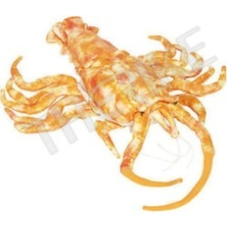 Sunny Toys NP8143 Lobster - Rock Animal Puppet 18 in