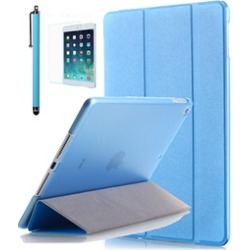 "Slim Flip Leather Case Smart Stand Cover for Apple New iPad 9.7"" 2017"