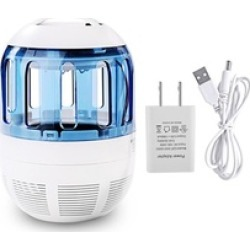 LED UV Light Insect Zapper Mosquito Trap Electronic Mosquito Killer