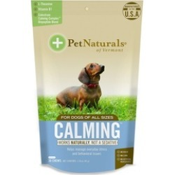 Calming Supplements for Dogs Chew