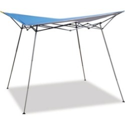 Folding Shade Canopy Instant Lightweight Shade Pop Up Instant 8 x 8 Ft