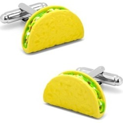 Cufflinks CC-TACO-3D 3D Taco Cufflinks found on MODAPINS from groupon for USD $65.37