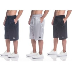 Above The Rim Men's Starting 5 Dazzle Basketball Shorts