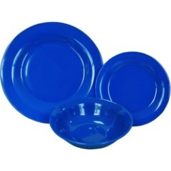 Mainstays College Starter 12-Piece Stoneware Dinnerware Set