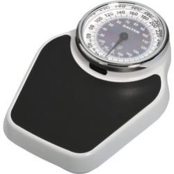 Professional Analog Mechanical Dial Bathroom Scale, 400 Lb. Capacity