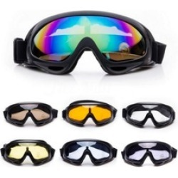 Goggles Men Anti fog Lens Snowboard