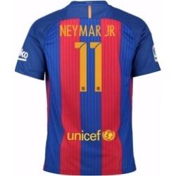 11 Neymar JR Home Adult Mens Soccer Jerseys