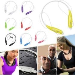 Bluetooth Wireless Headset Stereo Headphone Earphone Sport Handfree