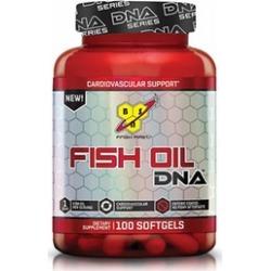 BSN DNA Fish Oil Softgels (100-Count)