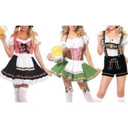 Leg Avenue Beer Fest Costumes