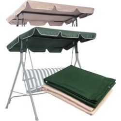 Swing Top Cover Canopy Replacement Porch Patio Outdoor