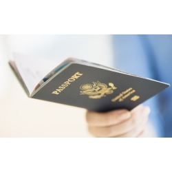 Two Passport Photos at The UPS Store (Up to 33% Off)