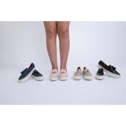 """N Demand Shoes """"Ella"""" Fashion Sneakers LA217-2"""