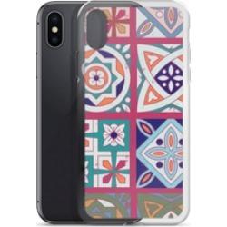 Premium Unique Moroccan Pattern iPhone Cases