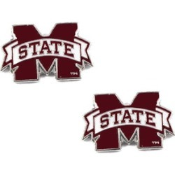 Sports Team Logo Post Stud Logo Earring Set Charm Gift