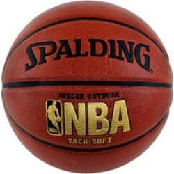 "Spalding NBA Tack Soft Basketball (29.5"")"