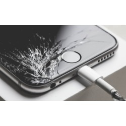iPhone Screen Repair at Fast Repair (Up to 60% Off). Nine Options Available.
