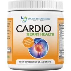 Circulatory System Health Nitric Oxide Cardio Heart Health Powder