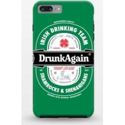 Designers Cases iPhone Case ArtsCase DRUNKAGAIN for iPhone 7 / 7 Plus