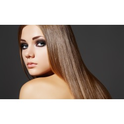One Keratin Treatment with Optional Haircut at Allure Hair Studio (Up to 41% Off)