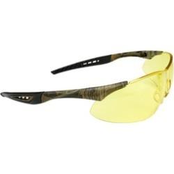 Radians Rock Anti-Fog Shooting Glasses Camo-Amber