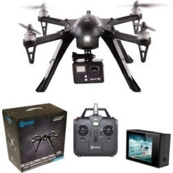 Contixo F17 Quadcopter with Removable 4K Ultra HD Action Camera