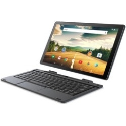 """Smartab with WiFi 10.1"""" 2-in-1 Touchscreen Tablet PC"""