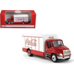 Motorcity Classics 870001 1 by 87 Scale Diecast Coca Cola Beverage Truck Model