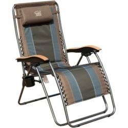 Timber Ridge Zero Gravity Patio Lounge Chair
