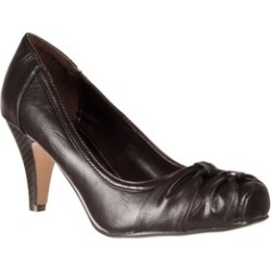 Riverberry Women's 'Canyon' Bow-detail Snip-toe Pumps, Brown