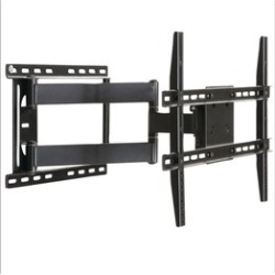"Full-Motion Premium TV Wall Mount Bracket for most 37"" - 84"" TV"