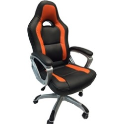 ViscoLogic VIOS Gaming Racing Sports Styled Thick Padded Office Chair