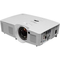 Optoma X316ST 3D Short - Throw Projector White