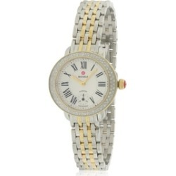 Michele Serein Two-Tone Ladies Watch MWW21E000007 found on MODAPINS from groupon for USD $1715.99