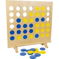 Intex Entertainment Inc 4 in a Row Giant Board Game