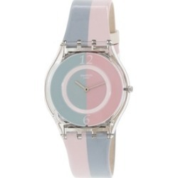 Swatch FOND DE TEINT Ladies Watch SFK398 found on MODAPINS from groupon for USD $89.99