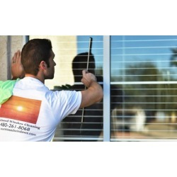 Exterior or Interior and Exterior Window Cleaning from Sunkissed Window Cleaning (Up to 48% Off)
