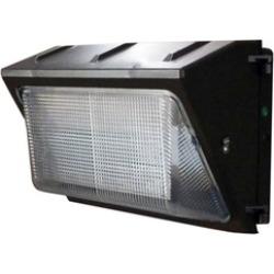 Morris Products 71437 LED Medium Wall Packs 50W 5969 Lumens, Bronze