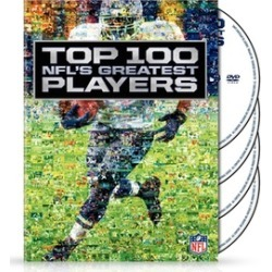 NFL Top 100: NFL's Greatest Players DVD