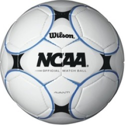 Wilson NCAA Avanti Championship Match Soccer Ball