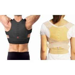 Posture Corrector for Women & Men, Relieves Upper Back & Shoulders Pain found on MODAPINS from groupon for USD $7.90