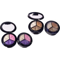 3-Color Shimmer Eyeshadow Trio