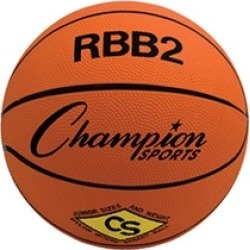Champion Sports CHSRBB2 Champion Basketball Official Junior Size