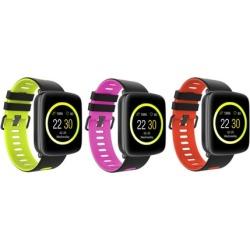 Professional Waterproof Smart Watch Heart Rate Monitor Bluetooth Call