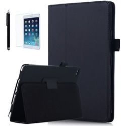 Slim Leather Stand Folio Case for New iPad 9.7 Inch/Pro 10.5 Inch 2017