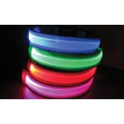 LED Safety Pet Collar