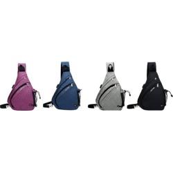 Hiking Camping Sling Bag Backpack Shoulder Bag Crossbody Bag found on Bargain Bro India from groupon for $15.66